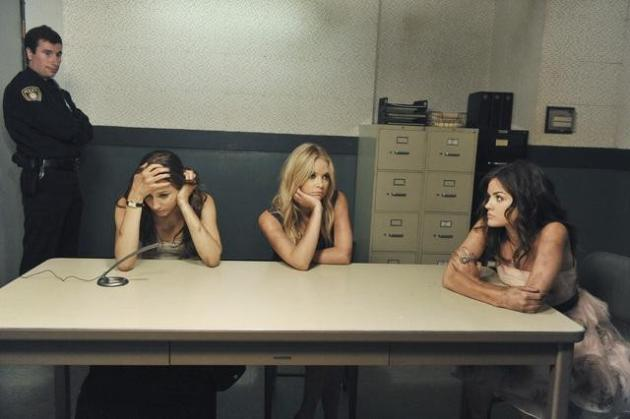 Three Pretty Little Liars