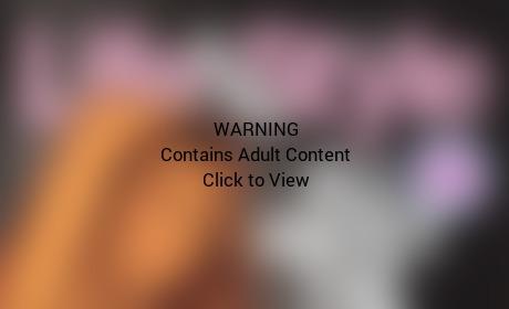mariah carey nude and pregnant