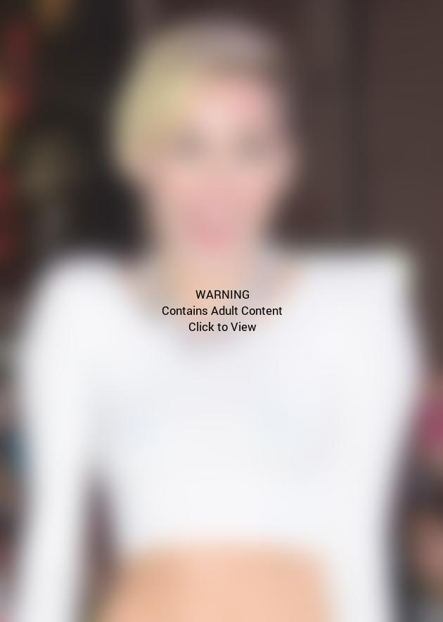 Miley Cyrus, Not Naked