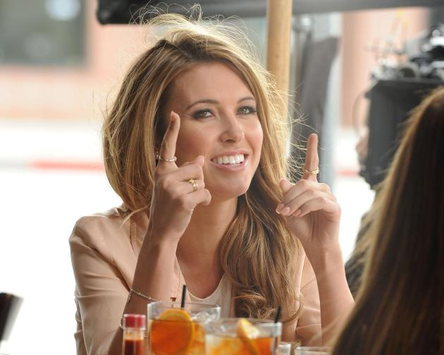 Audrina Patridge Measures Up