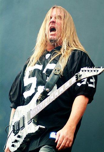 Jeff Hanneman Dies; Slayer Guitarist Was 49 - The ... Kathy Hanneman