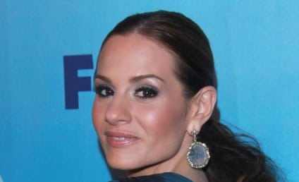 Kara DioGuardi: Clothed for PETA