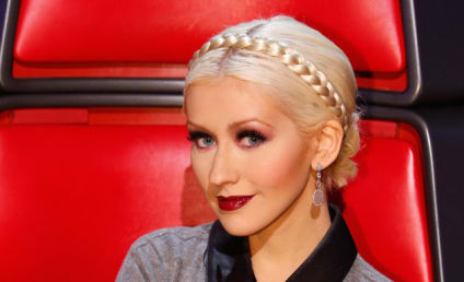 Christina Aguilera on Gwen Stefani: That B!tch Stole My Job!
