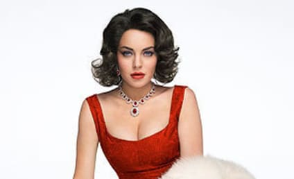 Lindsay Lohan as Elizabeth Taylor: A Train Wreck Becomes an Icon