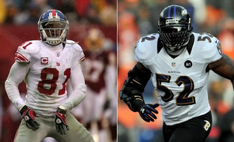 Amani Toomer Blasts Ray Lewis: What a Hypocrite!