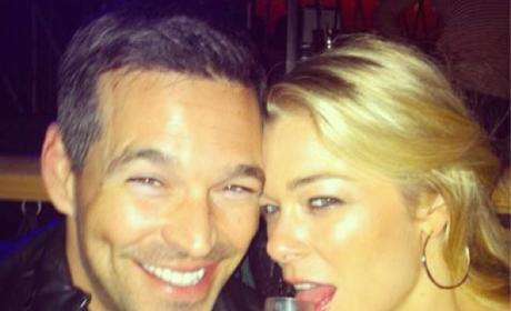 LeAnn Rimes to Eddie Cibrian: Put a BABY INSIDE THIS ... or Don't