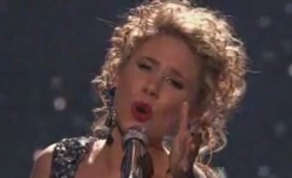 Haley Reinhart Has a Moment on American Idol