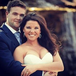 Amy Duggar Wedding Dress