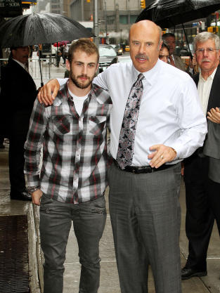 Dr. Phil and Jordan McGraw