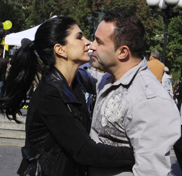 Teresa and Joe Giudice Photo