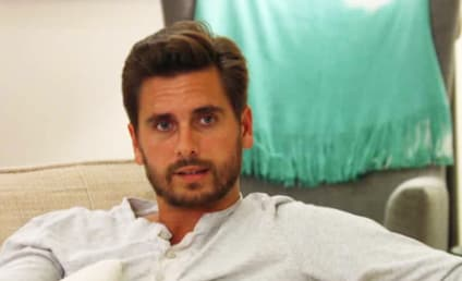 Scott Disick: Trying to Get Sober Through BIZARRE Experimental Treatment