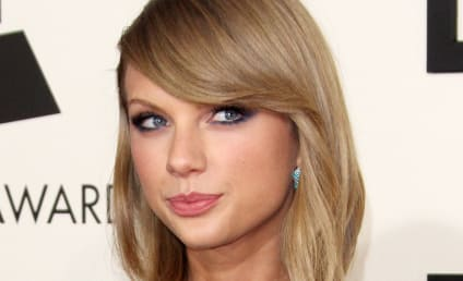 Taylor Swift: All Over Calvin Harris at BRIT Awards After Party?!