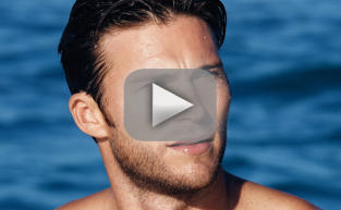 Scott Eastwood Cool Water Commercial