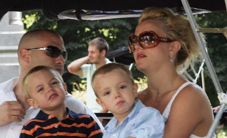 Sean, Britney and Jayden