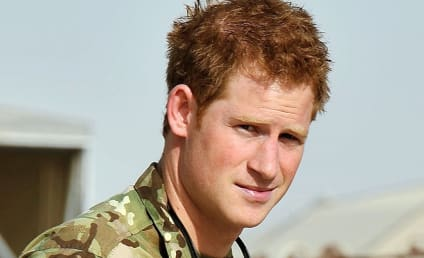 Prince Harry Named Top Bachelor in the World