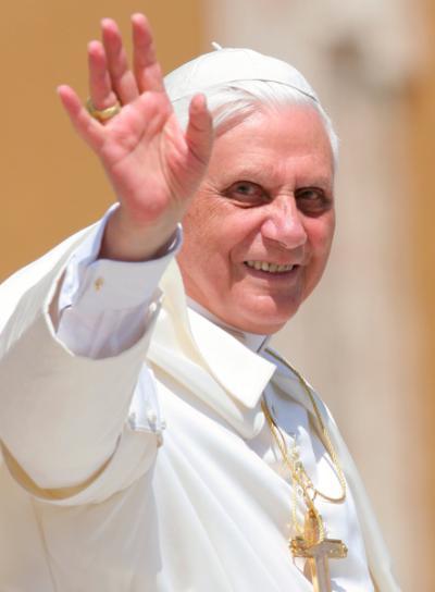 Pope Benedict Photo