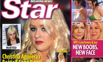 Christina Aguilera: Inside the Downfall...