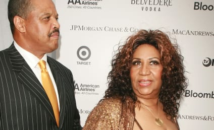 Aretha Franklin and Willie Wilkerson: Engaged!