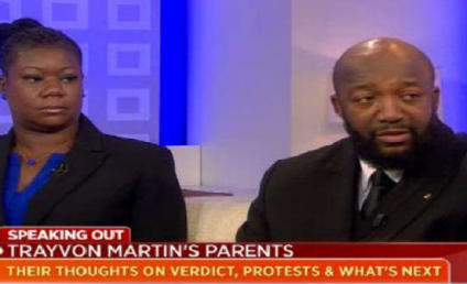 Trayvon Martin's Parents Speak on Verdict: Do They Forgive George Zimmerman?