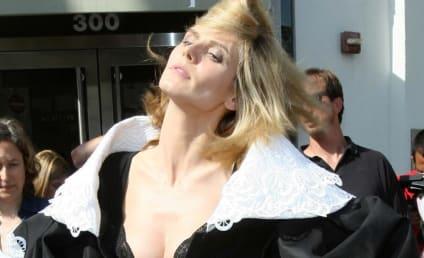 Score! Another Heidi Klum Nude Photo Shoot