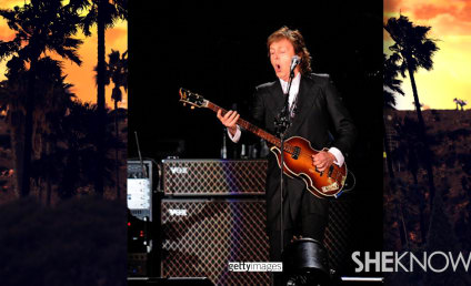 Paul McCartney Hospitalized, Cancels Tour Dates