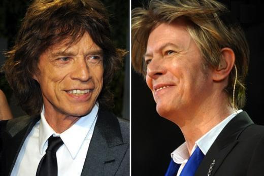 Bowie-Jagger