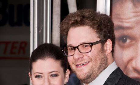 Seth Rogen and Lauren Miller: Married!