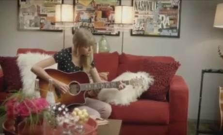 Taylor Swift VMA Ad
