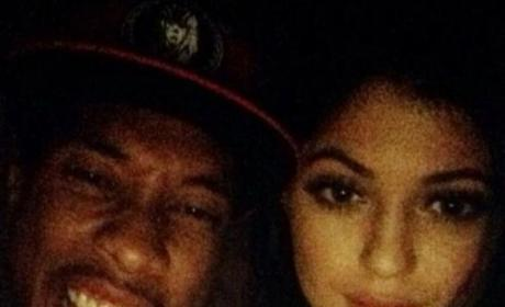 Kylie Jenner and Tyga: Caught on Date By Paparazzi!