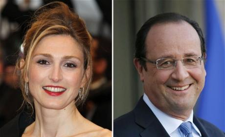 Julie Gayet Rumored to Be Mistress of French President
