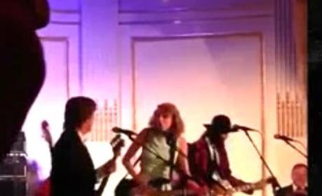 Taylor Swift, Paul McCartney Performance