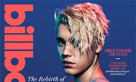 Justin Bieber Covers Billboard