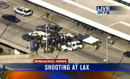 LAX Shooting: TSA Agent, Alleged Gunman Injured