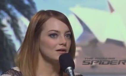 Emma Stone Cries Over the Spice Girls, Remains Awesome