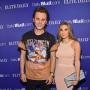 Jonathan Cheban and Anat Popovsky: DailyMail.com presents DNCE