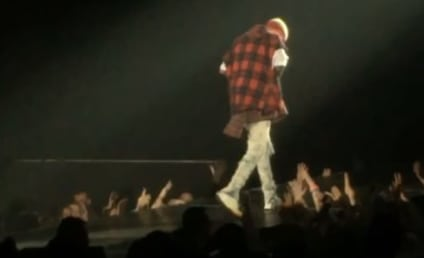 Justin Bieber Falls Through Trap Door on Stage, Internet Laughs Its Ass Off