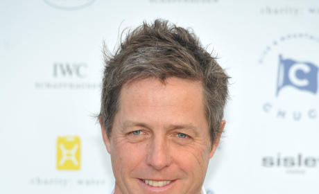 It's a Girl for Hugh Grant!