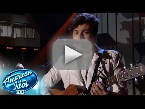 "Alex Preston - ""Every Breath You Take"""