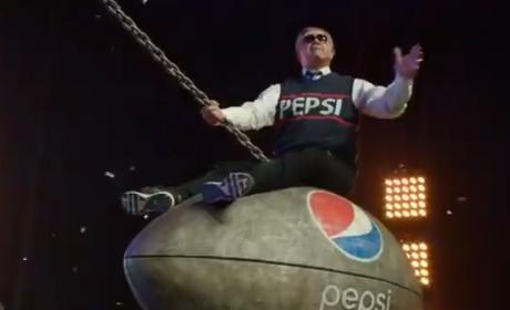 Mike Ditka Wrecking Ball