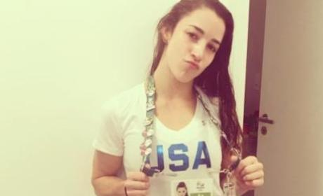 Aly Raisman: Swag For Days