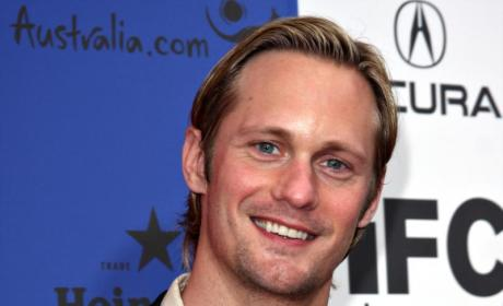 Alexander Skarsgard & Evan Rachel Wood: More Than True Blood Co-Stars?