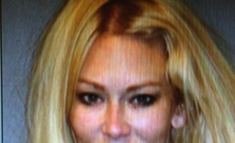 Jenna Jameson Mug Shot