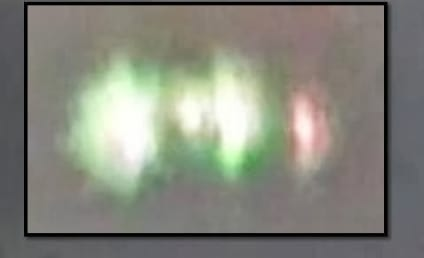 UFOs: Actually Seen in Los Angeles on New Year's Eve?!?