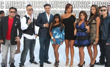 Jersey Shore Cast: ALL Sober in Solidarity With Snooki and Sitch?