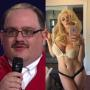 Ken Bone and Courtney Stodden