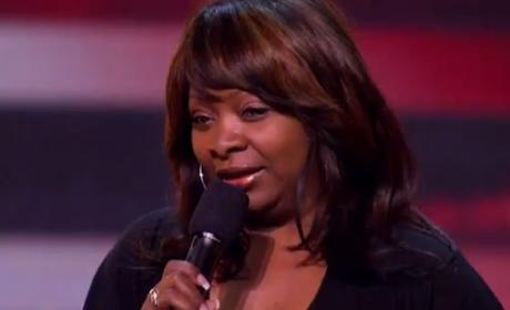 Elaine Gibbs X Factor Audition