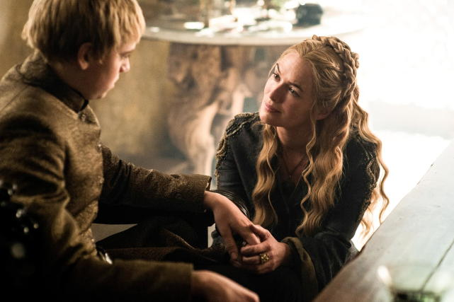 Cersei lannister mom of the year