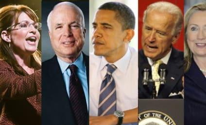 Sarah Palin and John McCain to President Obama: Drop Joe Biden For Hillary Clinton!