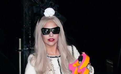Lady Gaga Surpasses 25 Million Twitter Fans