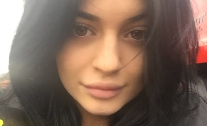 Kylie Jenner Goes Makeup-Free on Instagram, Basically Confirms Lip Injections